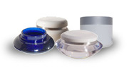 Cream Jars, Plastic and Promotional