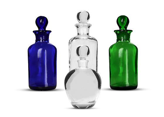 Large Decorative Perfume Bottles